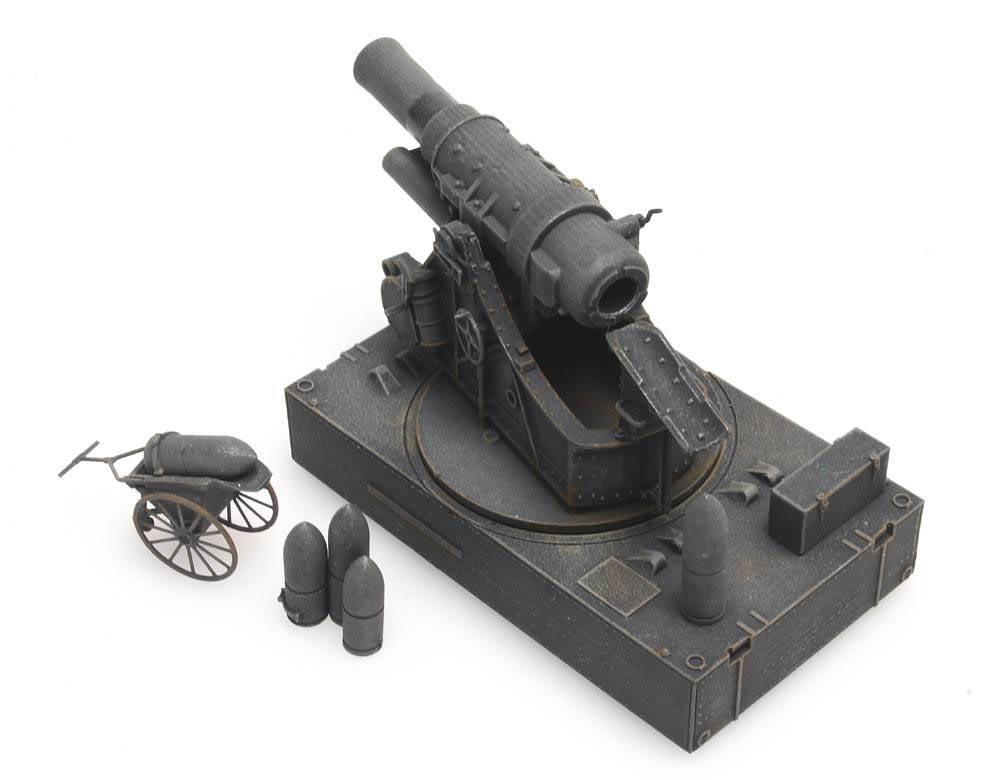 Neu Artitec 6870253-1//87 WWI Skoda 30,5 cm Mörser M1916