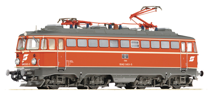 79609 Electric locomotive 1042 563-5