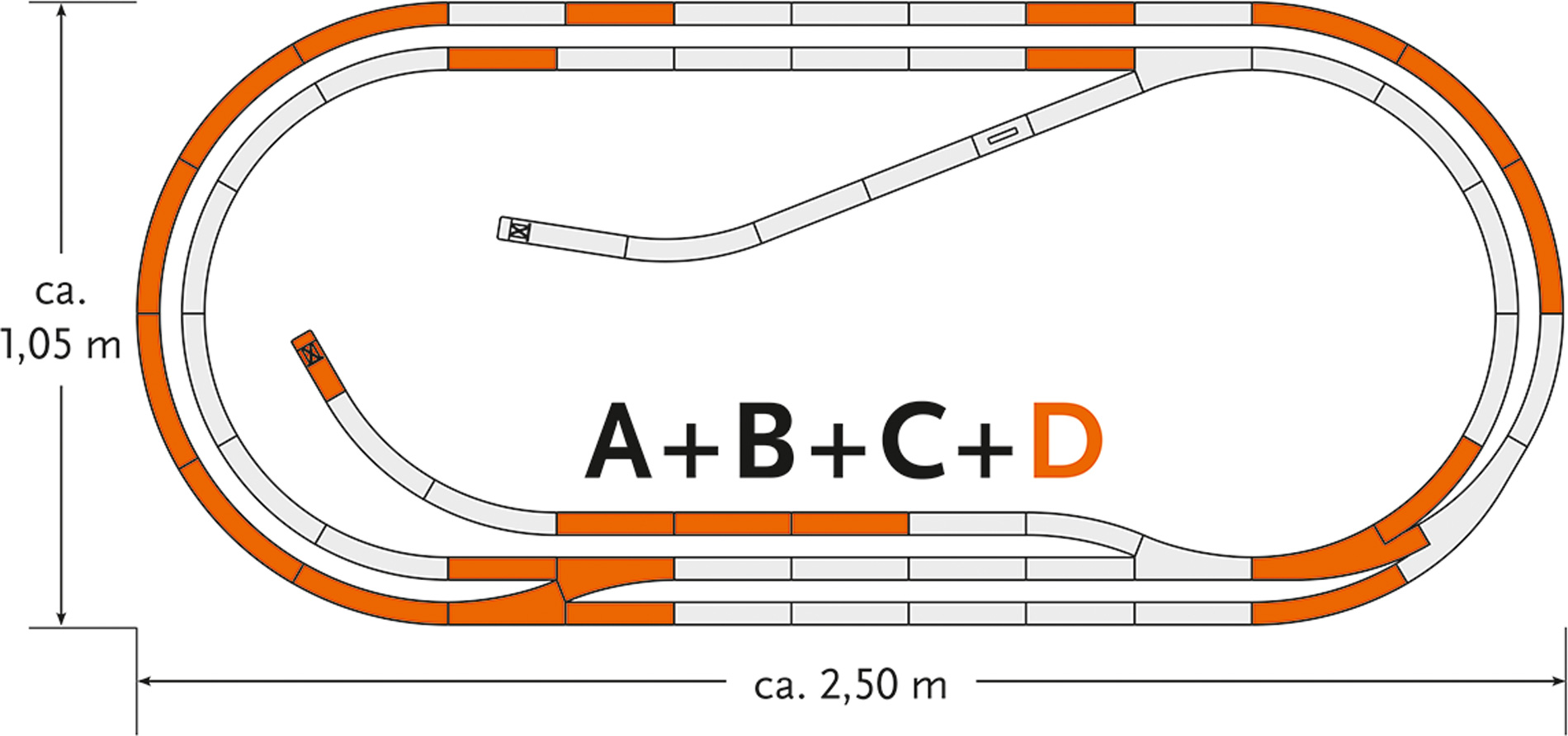 Piko каталог схем рельсовых путей