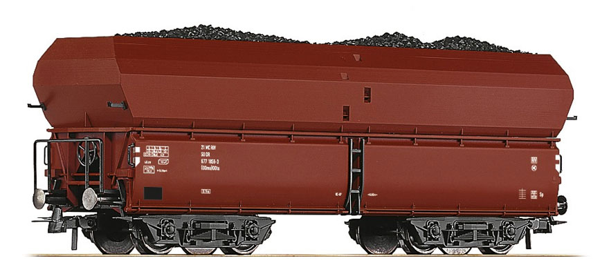 56333 Self unloading hopper wagon DR