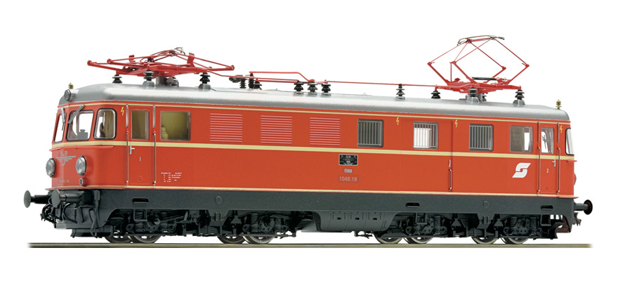 79299 Electric locomotive 1046.18