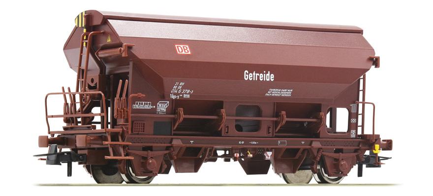 ROCO 76580 schwenkdach voiture TDS La DB AG époque V Piste h0