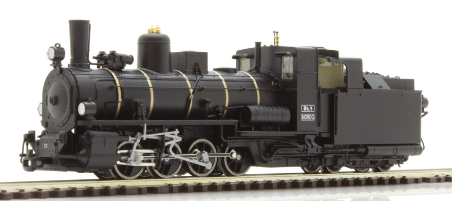 33273 Steam locomotive Mh.4
