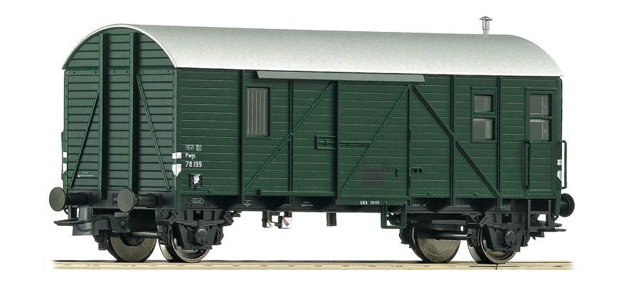 Roco 76681 Guards wagon