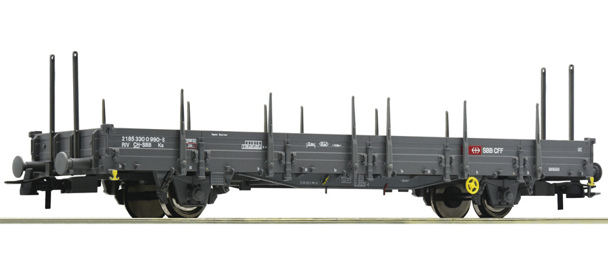 76873 Stake wagon, type Ks