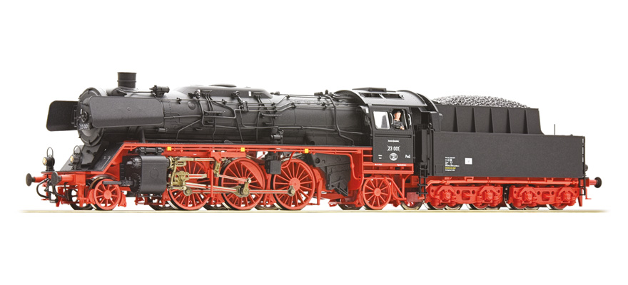 Roco 78255 Steam locomotive 23 001