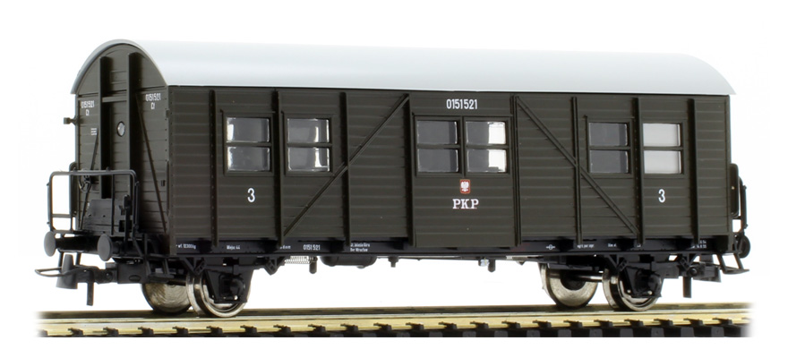 74417 Auxiliary passenger coach type Bt