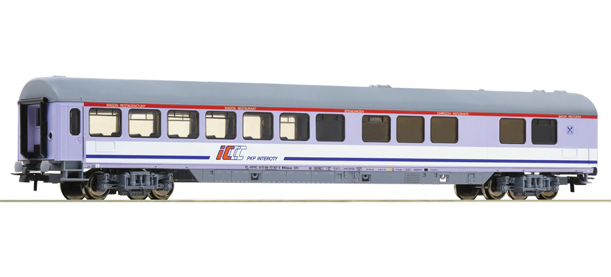 54174 Intercity dining coach