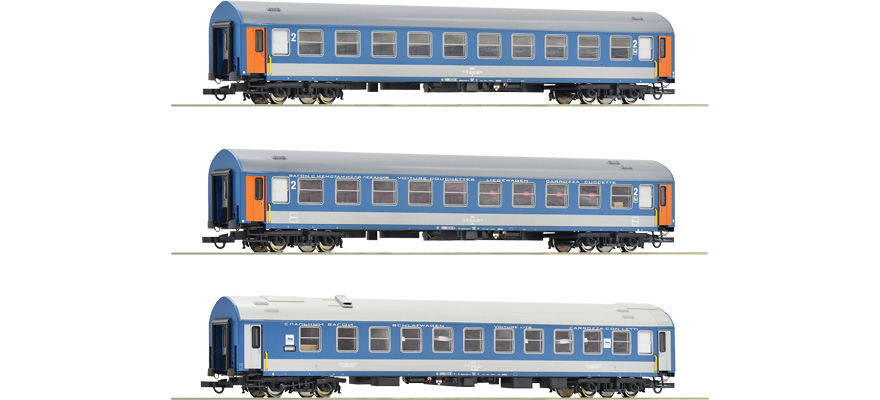"74188 3er SET ""Vindobona"" #1"