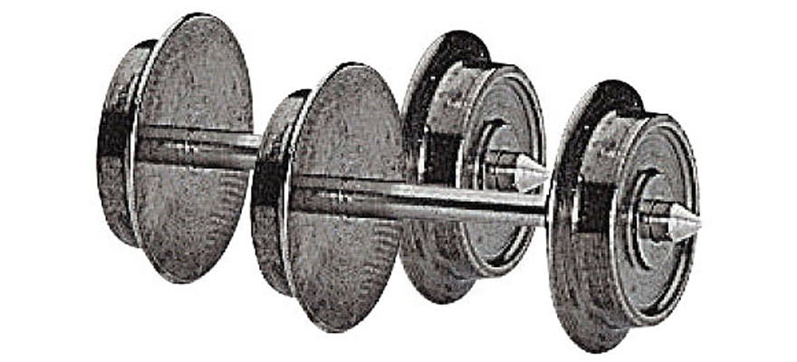 Roco 40196 AC Wheel-Set