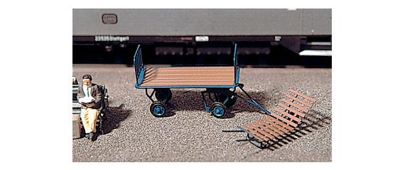Weinert Bahnsteigwagen   Nr.3385  für H0