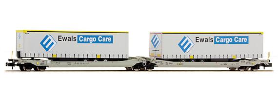 Rocky-Rail RR60301 Sdggmrs AAE Cargo 2x Anhänger