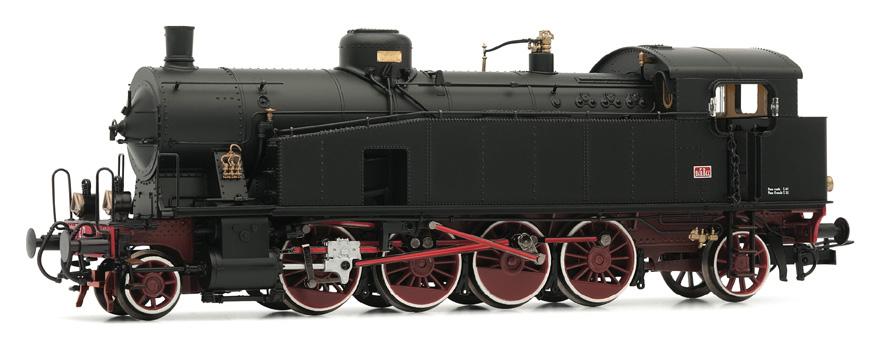 Rivarossi HR2725 Gauge H0 Steam locomotive group 940 of the