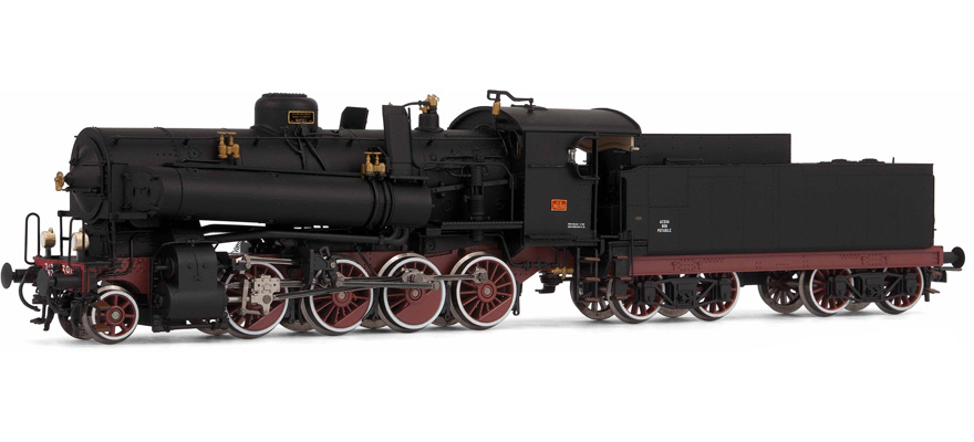 HR2746 Steam locomotive GR 743 390