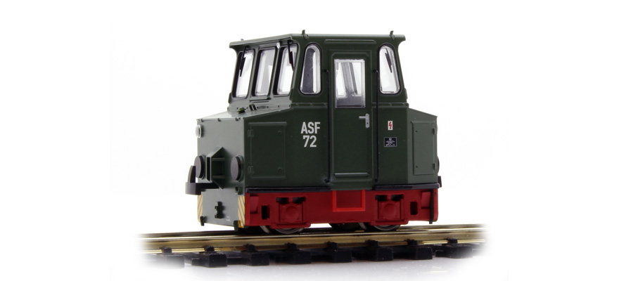 "HR2786 Shunting tractor ""ASF"""