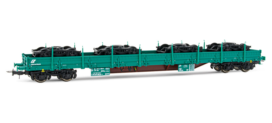HR6486 4-axle stake wagon type Res