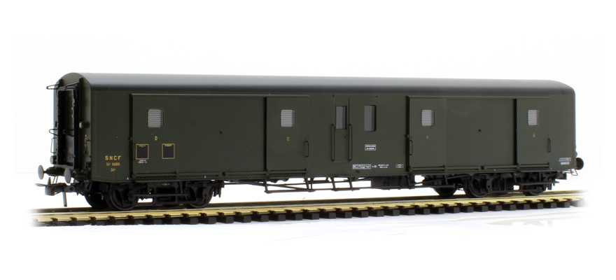 VB-353 Packwagen