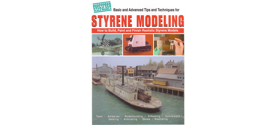 Evergreen 500014 Gauge Neutral Styrene Modeling how to