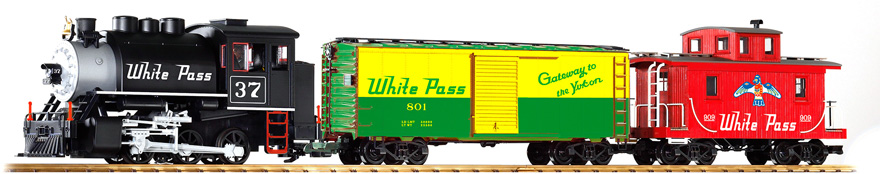 37106 White Pass & Yukon