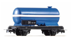 H0, courant continu / 2 rails, DB