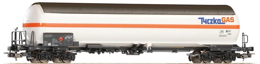 piko 54663 tank car of the tyczka totalgaz gmbh epoch vi freight cars goods wagons tank cars. Black Bedroom Furniture Sets. Home Design Ideas