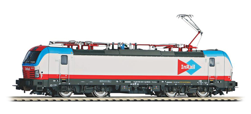 59193 Electric locomotive Vectron INRAIL