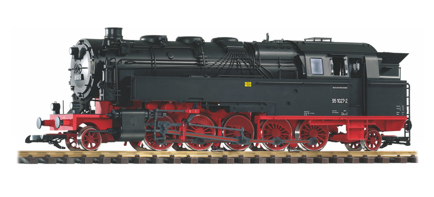 37231 Steam locomotive BR 95