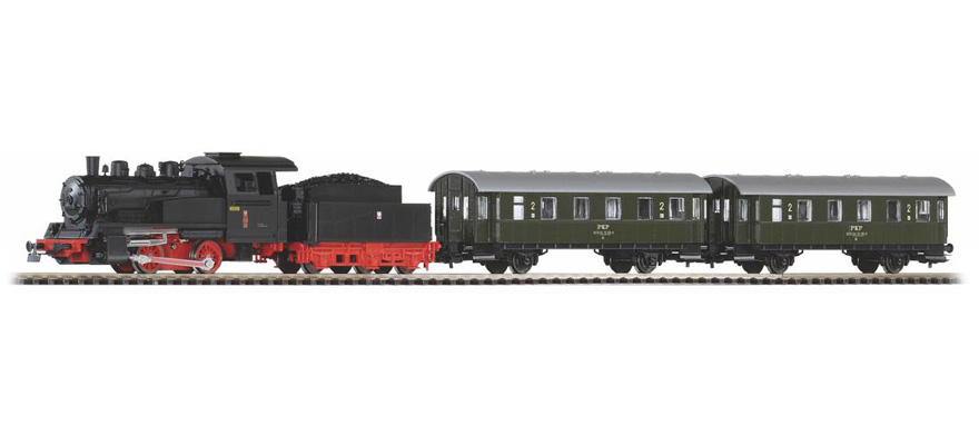 97933 Steam locomotive starter set