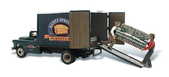 WAS5545 Rusty Springs Furniture