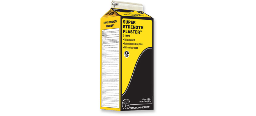WC1199 Super Strength Plaster