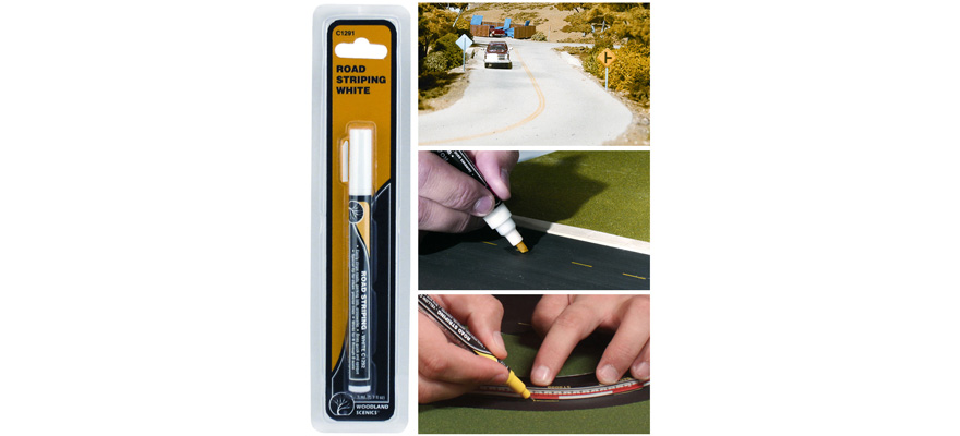 WC1291 Road Striping Pen