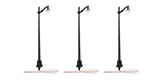 WJP5631 Arched Cast Iron Street Lights