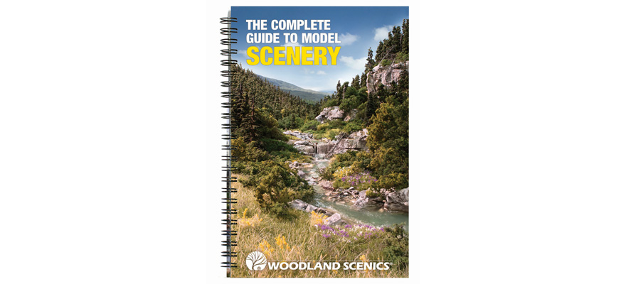 WC1208 The Complete Guide to Model Scenery