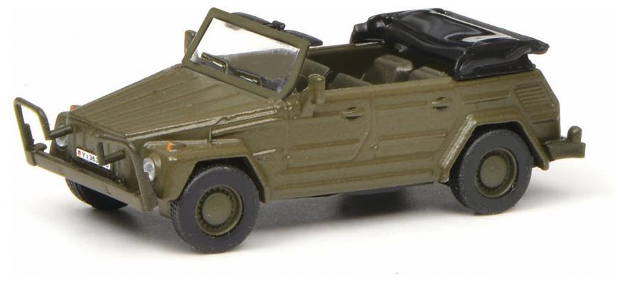 Schuco 452636700 MB //8 Komandeurswagen Bundeswehr HO 1:87 NEU