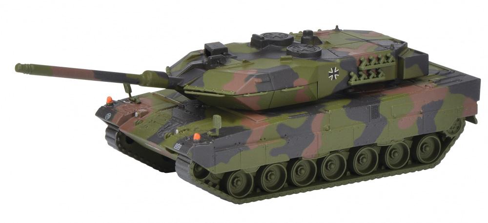 neu Leopard 2A6 Bundeswehr Schuco 452656500 1:87 OVP