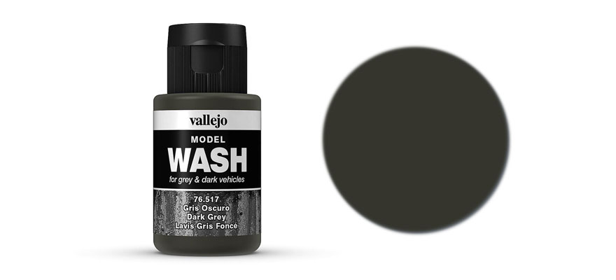 VMW76517 Model Wash 517 Dark Grey