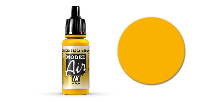 "MA002 Model Air 002 ""Yellow"""
