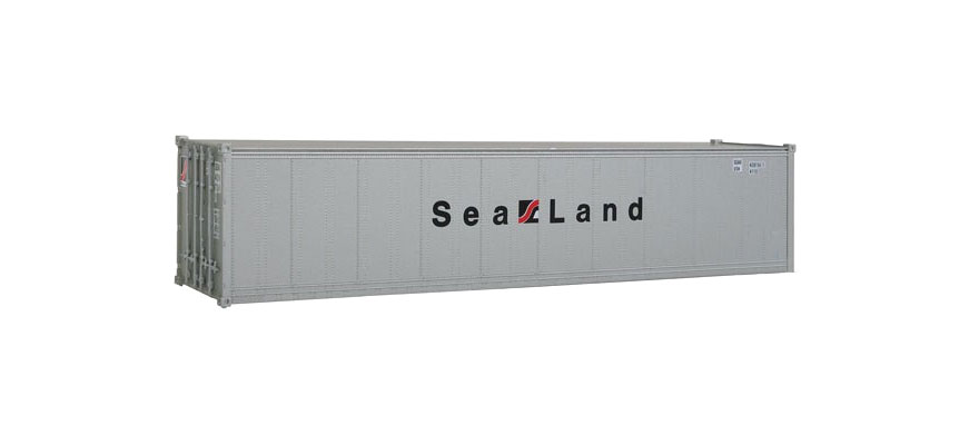 532156 Sea-Land Container