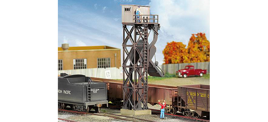 WALTHERS 533816 Asche-Turm