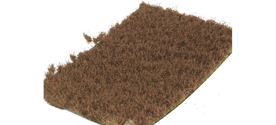 WB-LWFB Weeds High Fall Brown