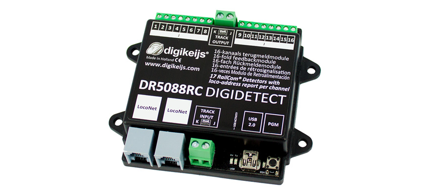 DR5088RC DIGIDETECT