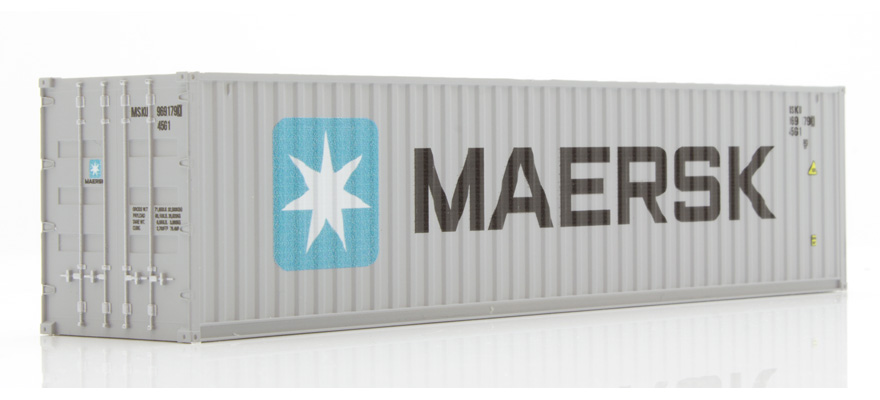 96020009/5 Container 40´ Maersk