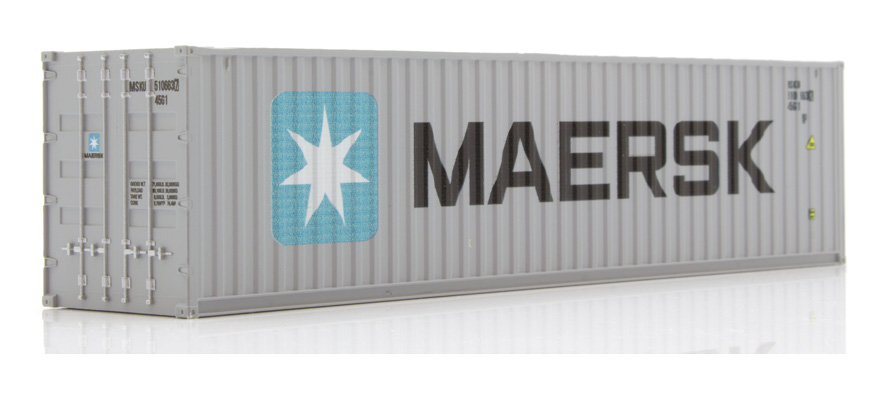 96020009/4 Container 40´ Maersk