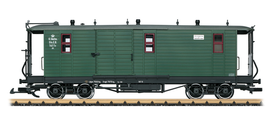 LGB 30323 Baggage Car