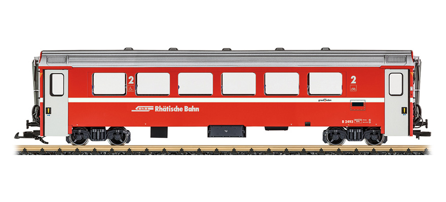 LGB 30514 Express Train Passenger Car, 2nd Class