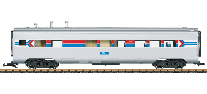 36604 Amtrak Speisewagen Phase I