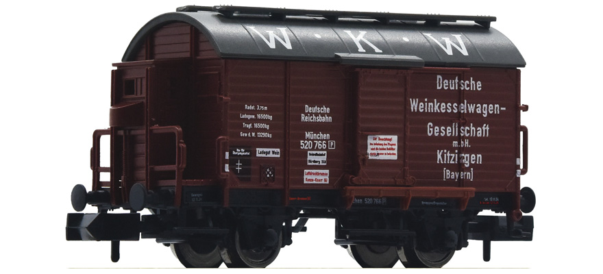 845701 Wine tank wagon