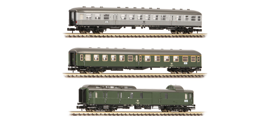 881811 Classic express train set of the epoch IV