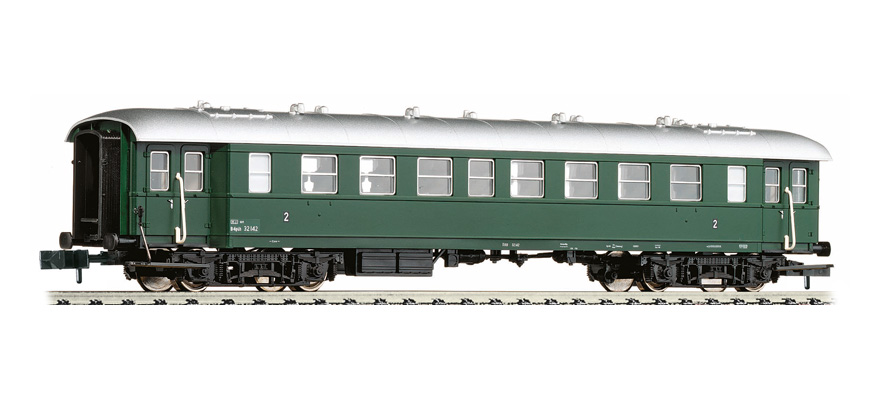 Fleischmann 867711 2nd class passenger coach for semi-fast trains