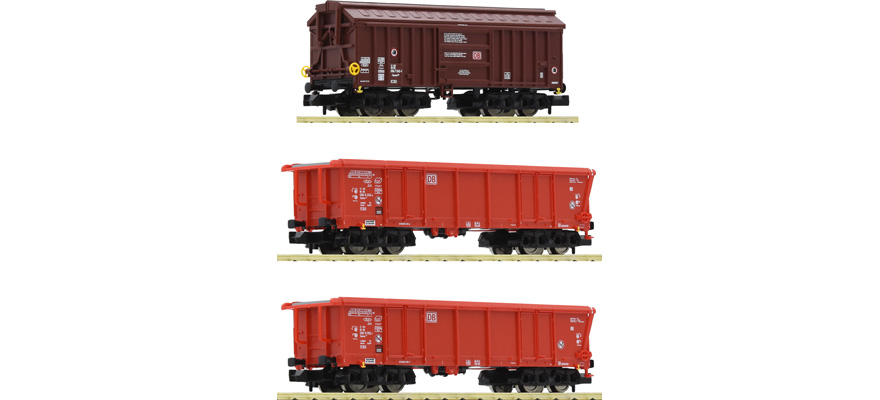 829358 Set 2: Tontransportwagen